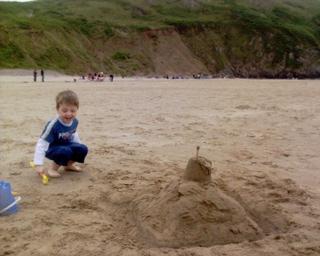 2006-07-09--Sandcastle