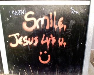 2006-09-19--Freaky Graffiti