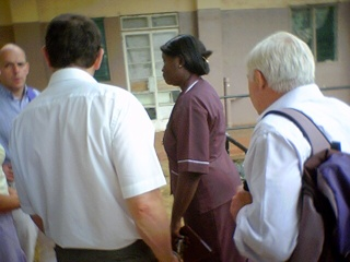 2007-09-26--Hospital Tour