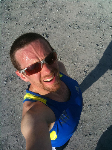 Running with Sunwise