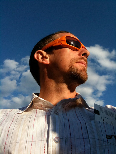 Sunwise orange