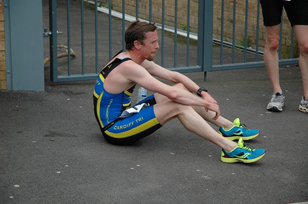 After The Gloucester Triathlon 2014