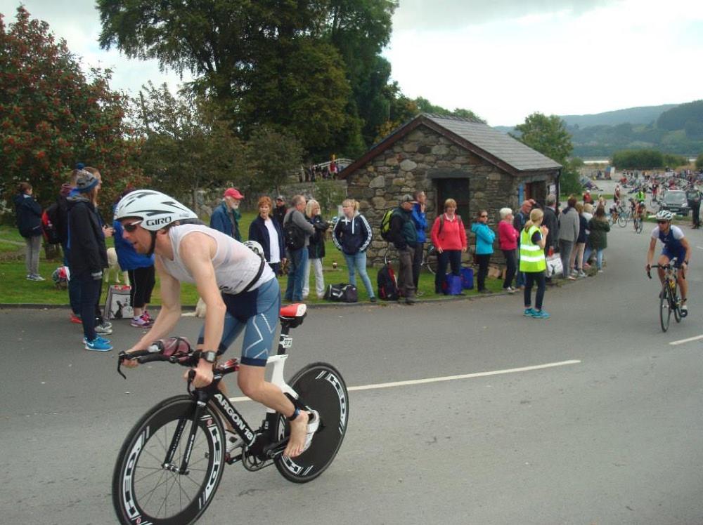 Starting Bala bike