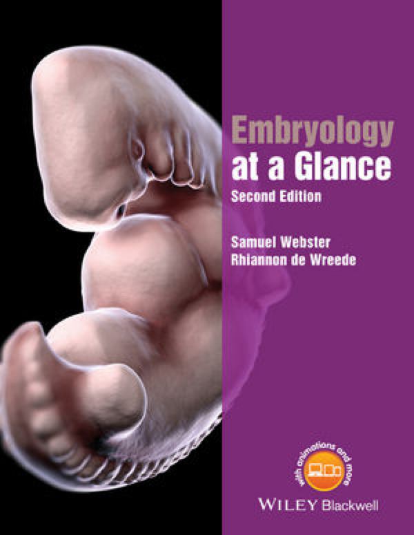 Embryology at a Glance, 2nd edition