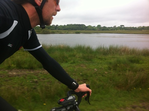 Cycling on the Gower