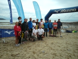 Gower Triathlon winners 2010