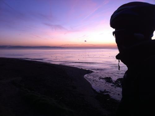 Swansea Bay dawn