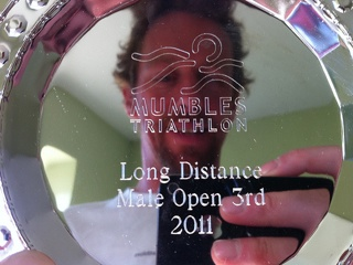 Mumbles triathlon plate