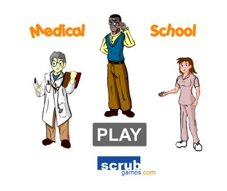 Scrub Games - Play Medical School