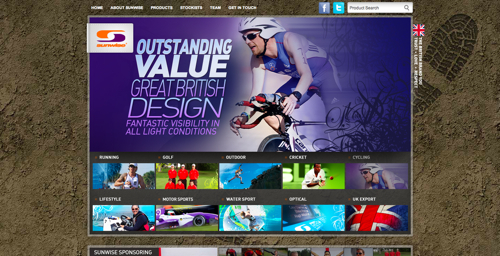 Sunwise Website Winter 2012