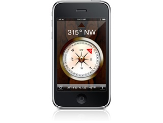 Iphone3Gs-Compass